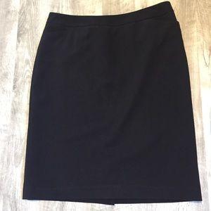 Josephine essentials lined skirt. Size 8.